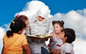Youth Programs at Al-Aqsa Islamic Society