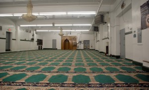 Al-Aqsa Islamic Society Main Prayer Hall