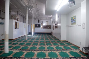 Al-Aqsa Islamic Society Sisters Prayer Hall