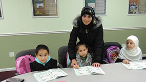 Al Aqsa Islamic Society Saturday School