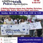 Annual Peace Walk